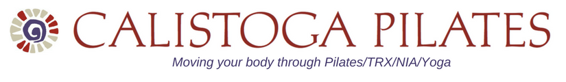 Calistoga Pilates Logo